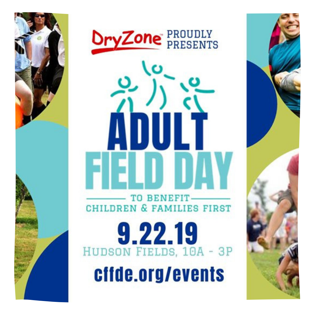Adult Field Day is Children & Families First's brand new fundraiser
