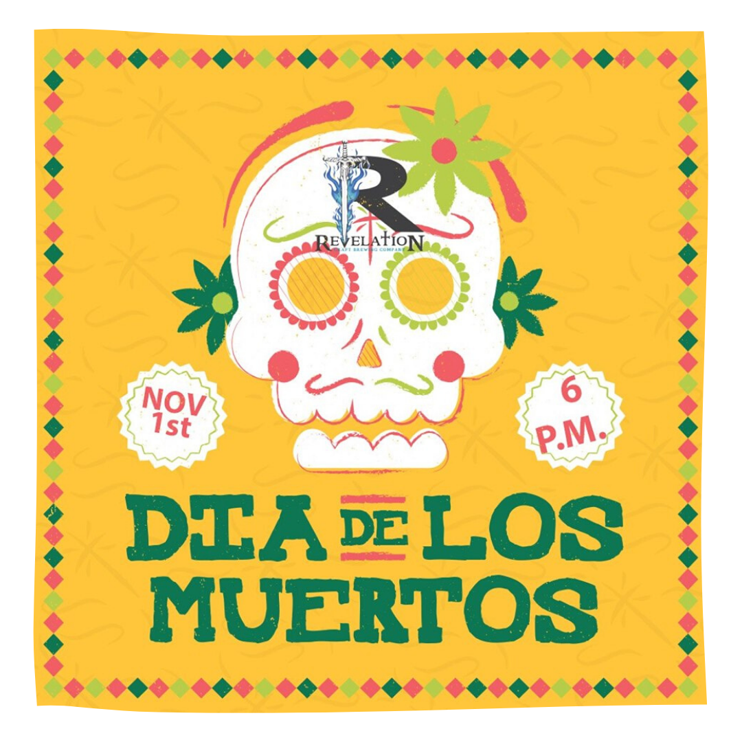 Day of the Dead at Revelation