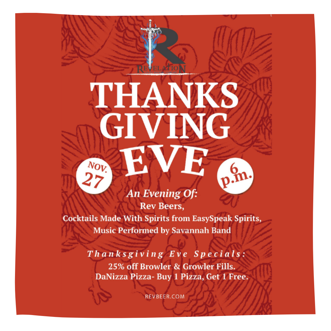 Thanksgiving Eve at Revelation
