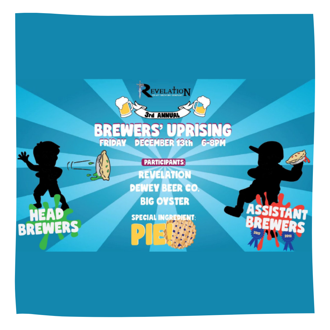 3rd Annual Brewers' Uprising